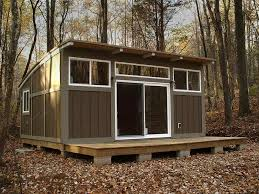 Small Picture Metro Prefab ships worldwide Prefab modern cabinshed builders