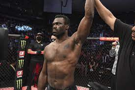 Uriah Hall Is Locked In For UFC Fight ...