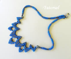 Seed Bead Patterns Delectable Beading Pattern Instructions Beadweaving Tutorial Beaded Seed