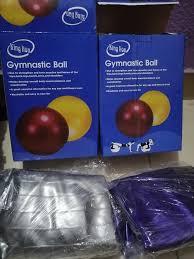 Gym ball Sizes 65,75... - Al-Zahrawi Physio & Fitness   Facebook