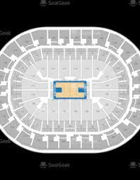 Oklahoma Thunder Arena Seating Chart Simplefootage Oklahoma City Thunder Seating Chart