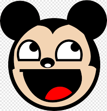 Smiley Emoticon Face, Pics Of Mickey Mouse Face, wikimedia Commons, head,  snout png