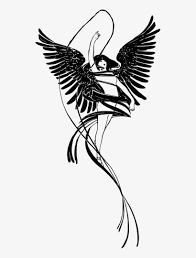 Imagenes de amor en blanco y negro para dibujar imagui. Flying Naked Lady Mujeres En Blanco Y Negro Para Dibujo Transparent Png 523x1000 Free Download On Nicepng