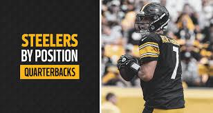 Pittsburgh Steelers Football Depth Chart