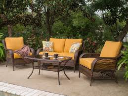 yellow outdoor furniture. Patio Sets Yellow Outdoor Furniture
