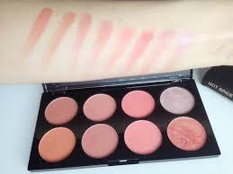 chic l makeup revolution palette
