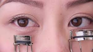 eyelash curler before and after. eyelash curler before and after a
