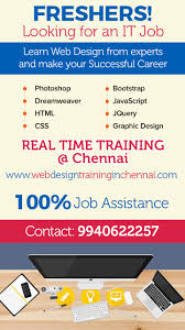 Web Designing Training In Chennai Avadi Web Design Training