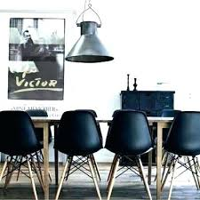 industrial dining room chairs modern sets