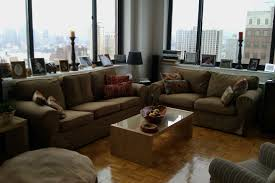 The Bay Living Room Furniture Bay Window Furniture Placement Couch In A Bay Window Leather