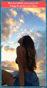 Nova Iva (@little_cute_nova_iva) • Instagram photos and videos #Bikini  photos #Instagram #Iva #little… en 2020 | Fotos playa mujer, Fotos de playa  tumblr, Fotografía tumblr