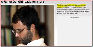 media watch rahul gandhi a photo essay by ndtv image