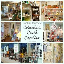 Favorite Antiques Thrift and Vintage Stores in Columbia South