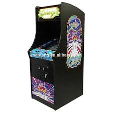 Ms Pacman Cabinet New Upright Video Arcade Game Ms Pac Man Galaga 60 Games