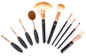 the makeup artist s professional cosmetic brush collection