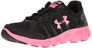 under armour high tops shoes for girls. under armour girls\u0027 grade school micro g assert 6, black/mojo pink/ high tops shoes for girls h