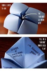 Danjjroberts  Revising Using Origami Fortune TellersFortune Teller Ideas