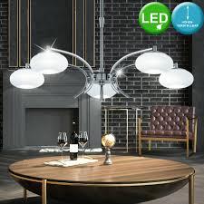 Decken Hänge Lampe Led Wohn Esstisch Pendel Leuchte Strahler