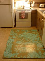 Decorative Kitchen Rugs Kitchen Wonderful U Shape Kitchen Decoration Using White Wood