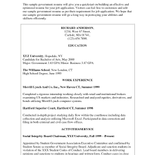 Cover Letter For Government Job Photos Hd Goofyrooster