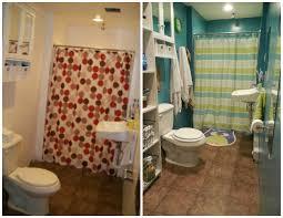 Diy Bathroom Reno Diy Bathroom Renovation Before After