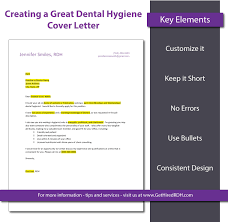 Dental Hygienist Resume Cover Letter Free Resume Templates