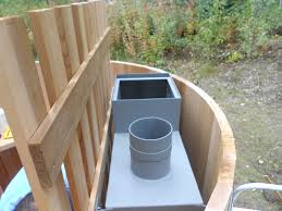 how to build wooden hot tub