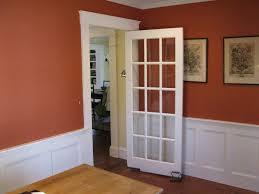 swinging kitchen door. View From Kitchen Swinging Door L