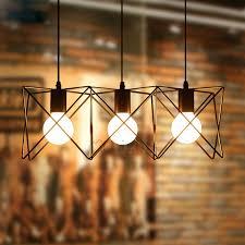 modern lighting. E26/E27 3 Light Modern Industrial Pendant Lighting Modern Lighting