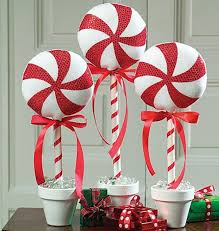 How To Decorate A Candy Cane For Christmas Lovely Candy Cane Christmas Decorations Easy Party City 21