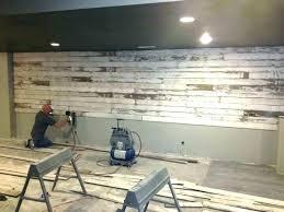 barn board wall wood ideas smooth weathered mdf panel