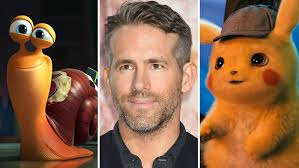 'Detective <b>Pikachu</b>' and 5 of Ryan Reynolds' <b>Animated</b> Voice Roles ...