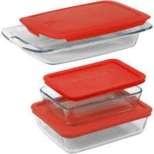 pyrex 12 piece storage plus food storage set green orange blue red glass bakeware food storage com