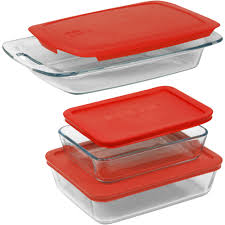 pyrex 12 piece storage plus food storage set green orange blue red glass bakeware food storage com