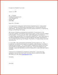 Elegant Application Letter For Civil Engineer Robinson Removal Company