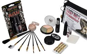 amazon bride of frankenstein special effects makeup kit by mary professional monster sfx makeup includes lipstick foundation