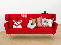 chic modern sofas ideas red modern sofa cushions
