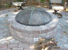 bathroom outdoor fireplace screens with custom outdoor fire pit fire pit screens
