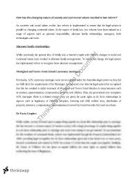 legal studies essay on law reform changing nature of society and  legal studies essay on law reform changing nature of society and communal values