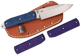 ka bar 5101 kbd master series snody boss fixed 3 5 s35vn blade zytel handle jre leather sheath