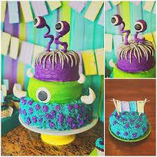 Kara S Party Ideas Monsters Inc Themed Birthday Via