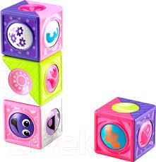 <b>Fisher</b>-<b>Price Волшебные кубики</b> / <b>CBL33</b>/CBL32 Развивающая ...