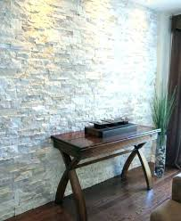 faux stone accent wall s faux stone veneer accent wall