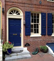 door inspiration philadelphia society hill historic red brick house black door cream trim