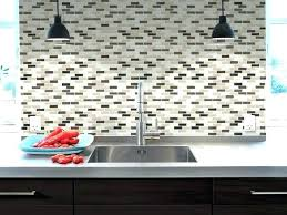 adhesive tile backsplash best adhesive for glass tile smart tiles l and stick dune decorative wall