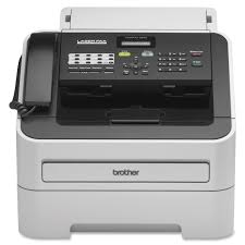 brother intellifax high speed laser fax laser monochrome brother intellifax 2840 high speed laser fax laser monochrome sheetfed digital copier 20 cpm mono 300 x 600 dpi 250 sheets input plain paper fax