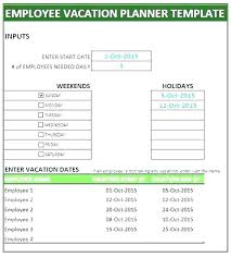 Content Calendar Template Excel Marketing Employee Time Off