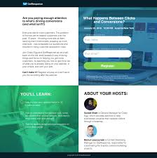 Webinar Design 8 Great Webinar Landing Page Examples What They Did Right