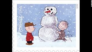 Charlie Brown Christmas' stamps go on sale - CNN