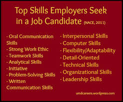 Skills Employers Look For Highlight Your Skills Peer Into Your Career